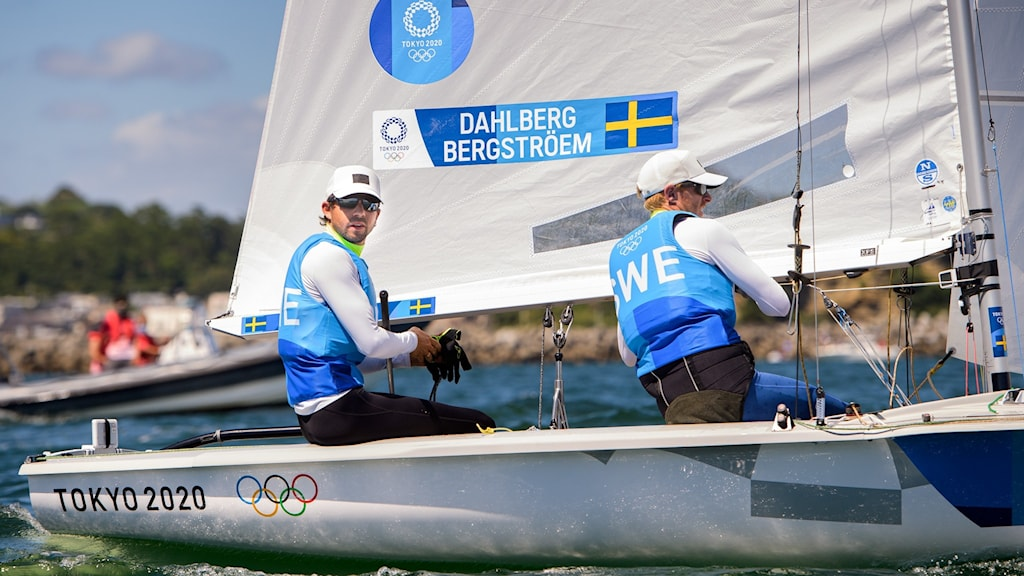 Anton Dahlberg och Fredrik Bergström kan behöva byta tävlingsklass.