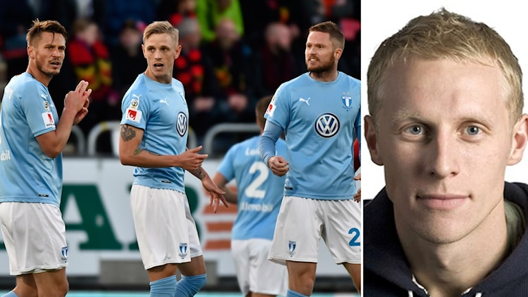 Richard Henriksson om Malmö FF:s match.