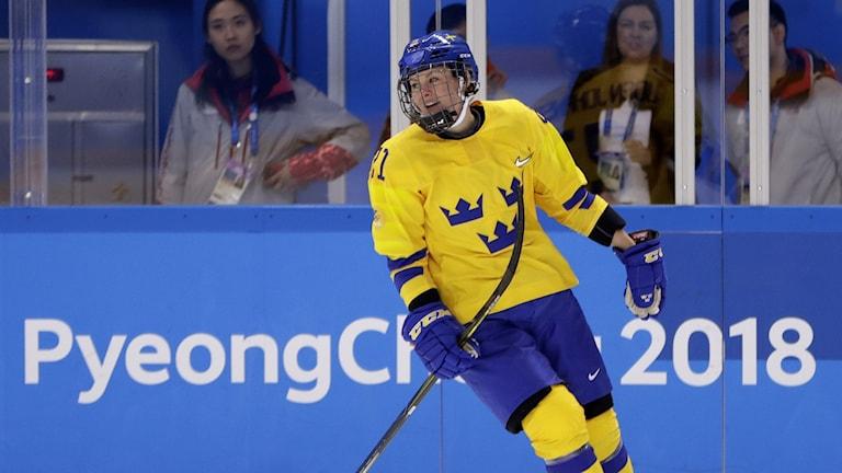 Erica Udén johansson.