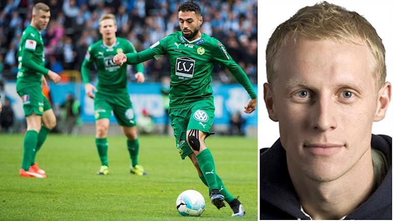 Richard Henriksson om Hammarbys säsong.