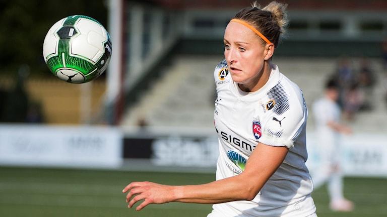FC Rosengårds Sanne Troelsgård