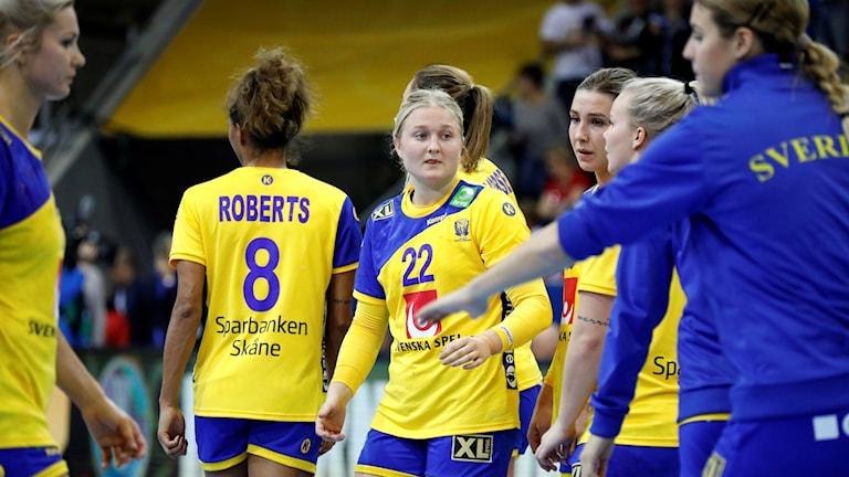 Sverige hamnade i grupp A.