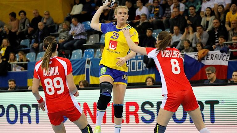 handboll Johanna Alm