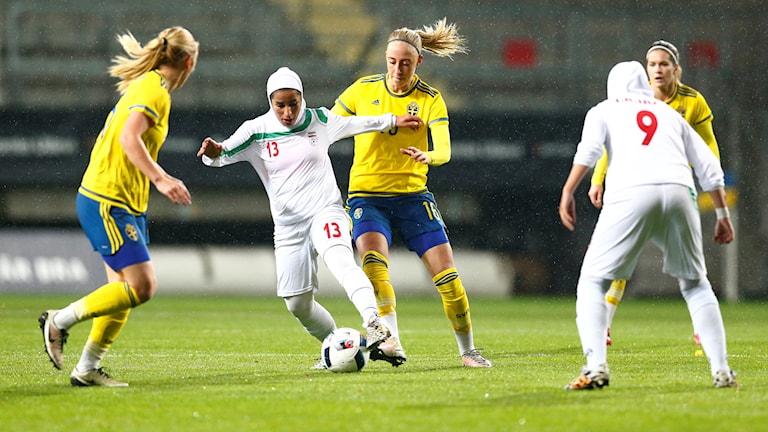 Sverige-Iran