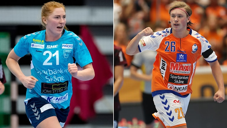 H65 Höörs Sofia Hvenfelt och Kristianstads Valter Chrintz