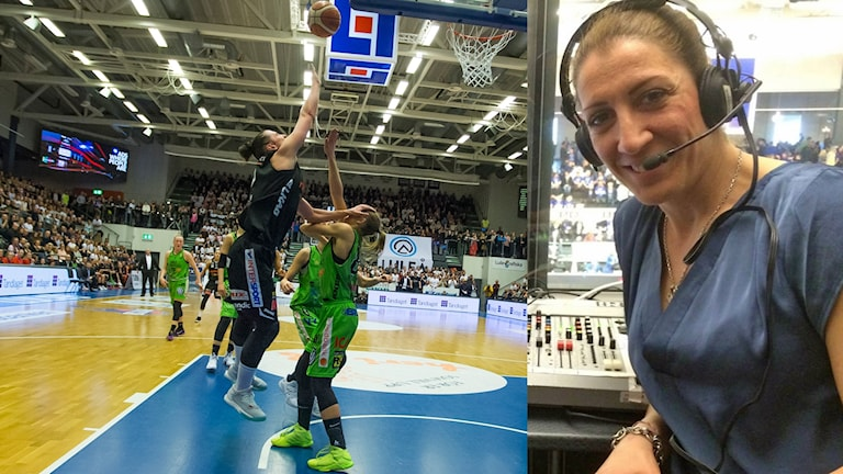 Nina Baresso basket