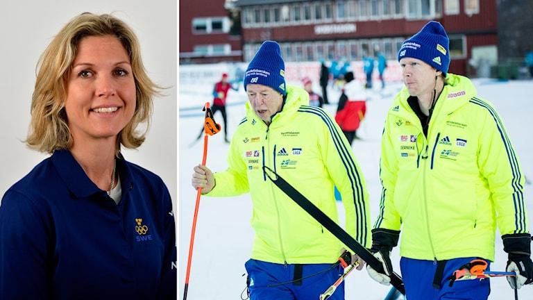 Från vänster: Lykke Tamm, Wolfgang Pichler och Mattias Nilsson.