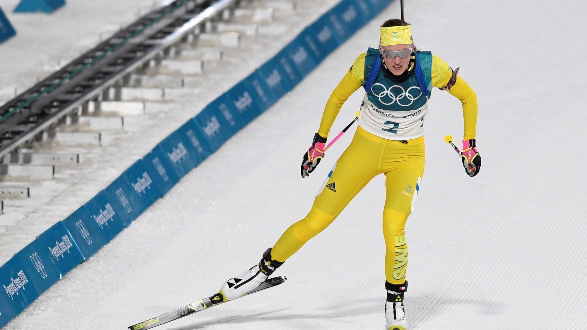 Hanna Öberg: Formen är inte där den var på OS