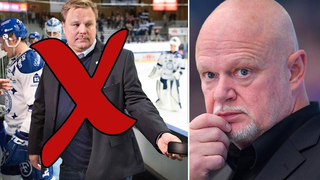 Leksand sparkar Leif Carlsson och ersätter honom med Roger Melin.