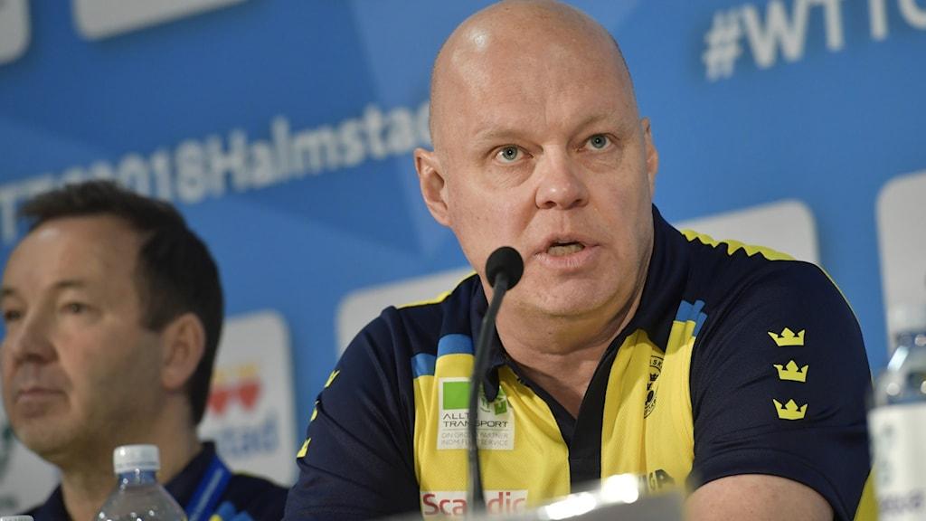 """Ulf """"Tickan"""" Carlsson"""