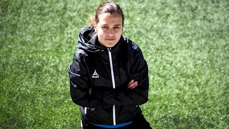 Marija Banusic lämnade Eskilstuna för Linköping inför säsongen.