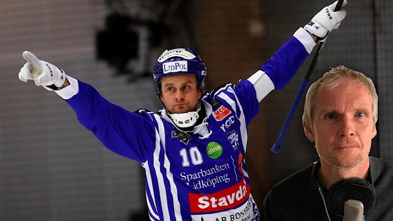 Radiosportens expert Göran Rosendahl ser VIlla Lidklöping som tidernas kanske bästa elitserielag.