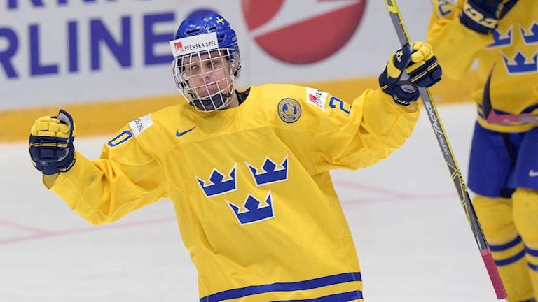 Joel Eriksson Ek.