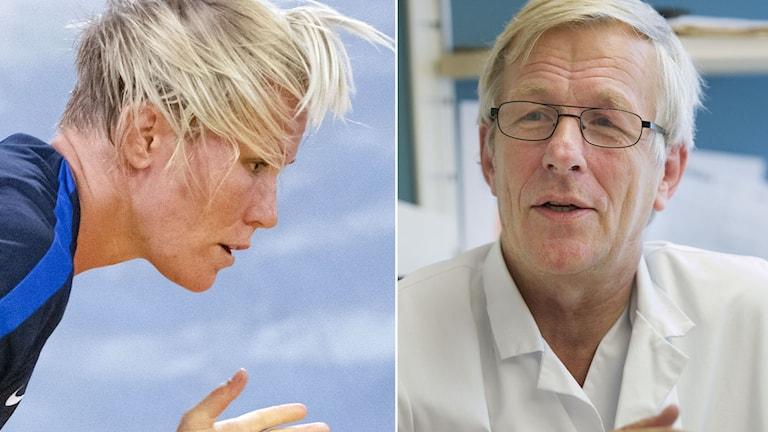 Jenny Fransson / Åke Andrén Sandberg.