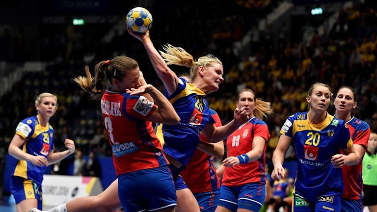 Sverige fick oavgjort.