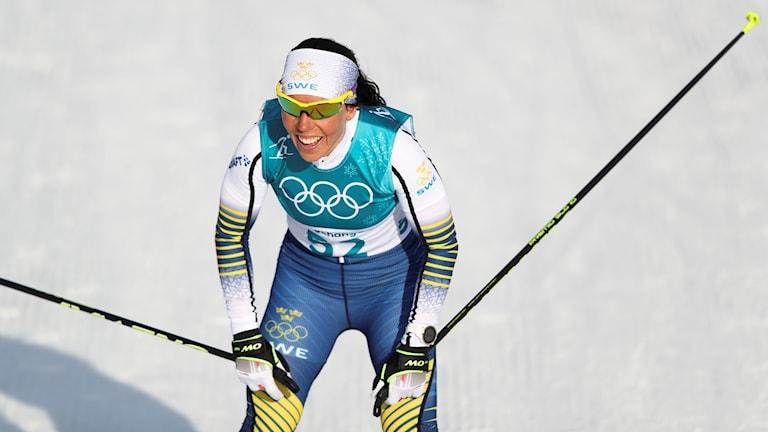 OS Charlotte Kalla.
