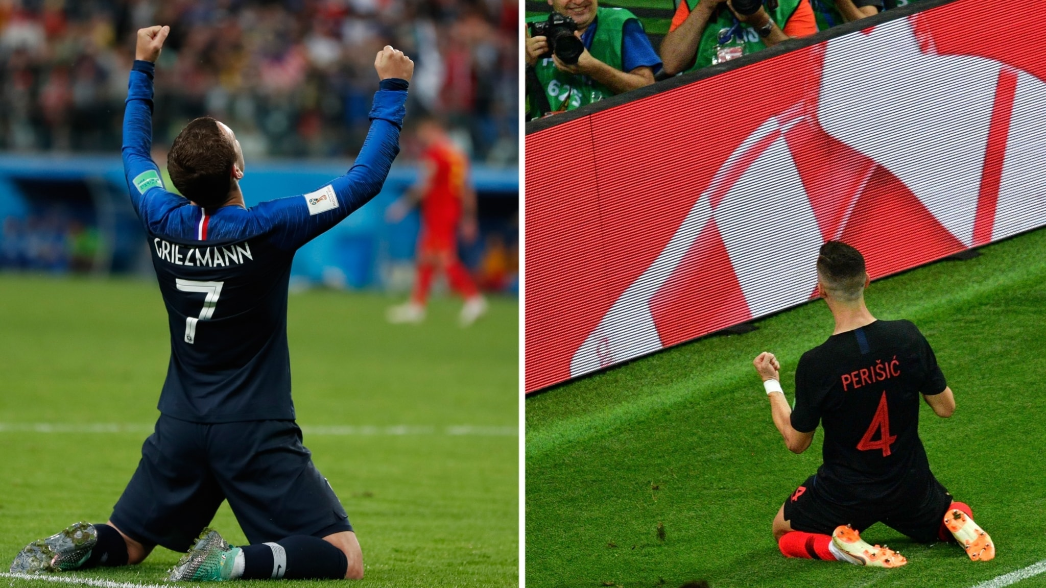 Matchguide  Frankrike - Kroatien i VM-final - Radiosporten ... c44fd6c0c701b