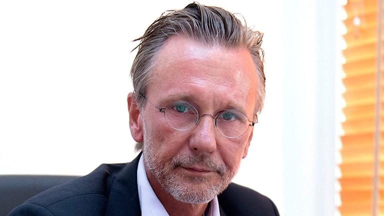 Advokat Thomas Olsson