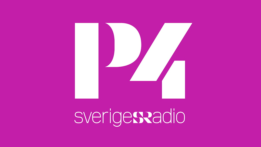P4 Sveriges Radio logotype