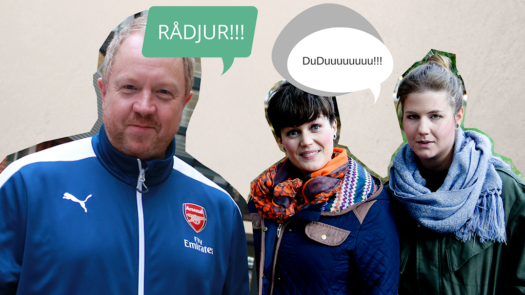 Lars-Christer Pralin, Maria Andersson, Karolin Johansson