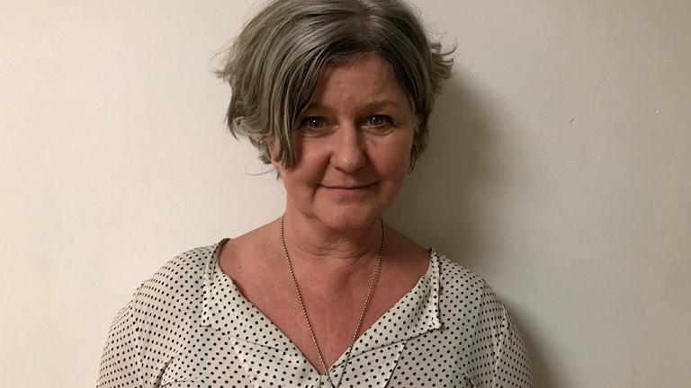 Trafikreporter Marie Eriksson