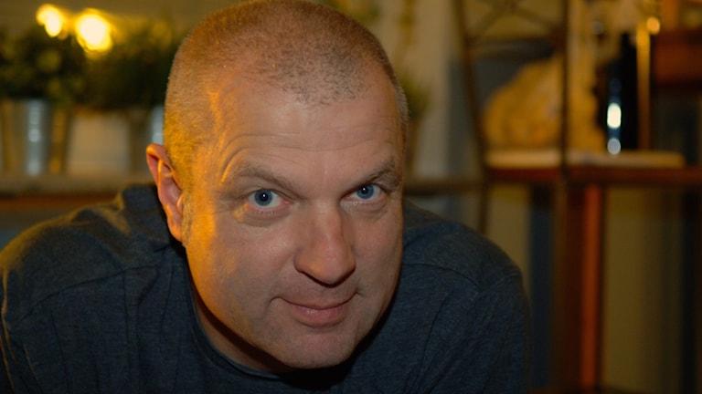 Trafikreporter Peter Sundfeldt