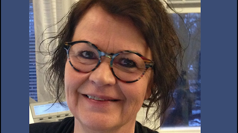 Inger Blomdahl, trafikreporter och sändningsledare