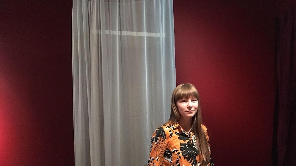 Sandra Wasara Hammare Uumajan taidehallissa