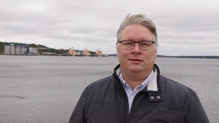 Satamapäällikkö Henrik Vuorinen