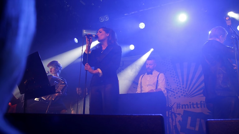 #Mittfinland live - Darya Pakarinen ja Juuso Pikanen