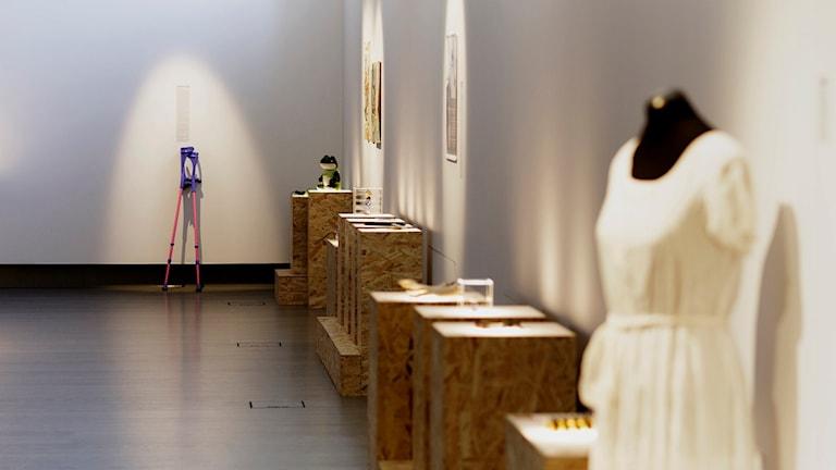 Museum of Broken Relationships -näyttely uudessa Helsingin kaupunginmuseossa