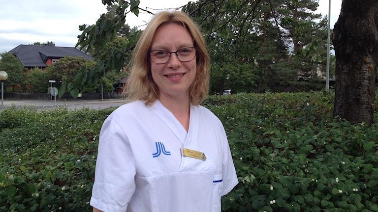 Terveyskeskuslääkäri Jenni Viitala