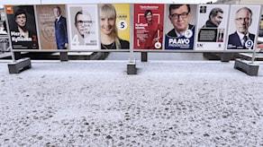 Suomen presidentinvaalien ehdokkaat.