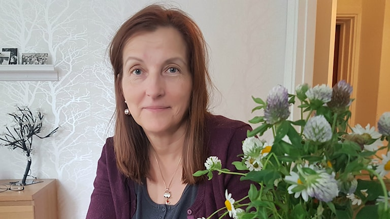 Lea Leskinen förlorade både lägenheten och sitt kreditvärde i 90-talets bostadskrasch.