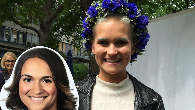 Bianca och Tiffany Kronlöf sommar i P1