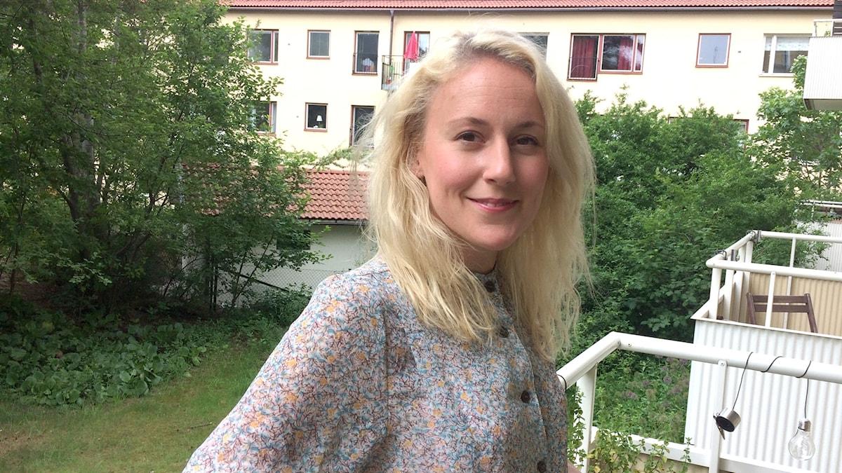 Frida Andersson, viisutaiteilija, trubaduuri