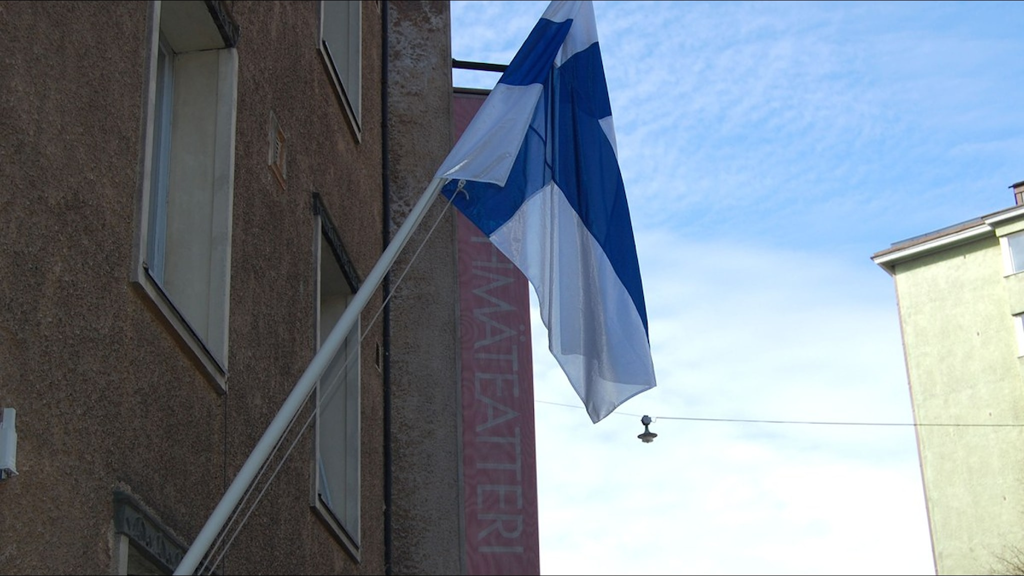 Suomessa vaalipäivänä 2011. Kuva/Foto: Jorma Ikäheimo/Sveriges Radio Sisuradio.