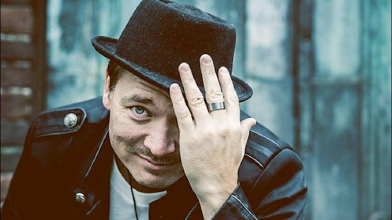 Muusikko Fredrik Furu