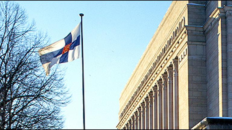 Suomen eduskuntavaalit 2007. Foto:  Arno de la Chapelle/Eduskunta