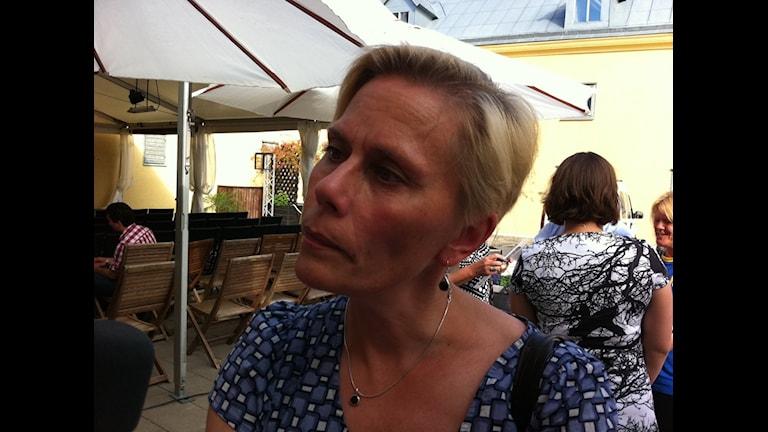 Opettaja Anna Anu Viik