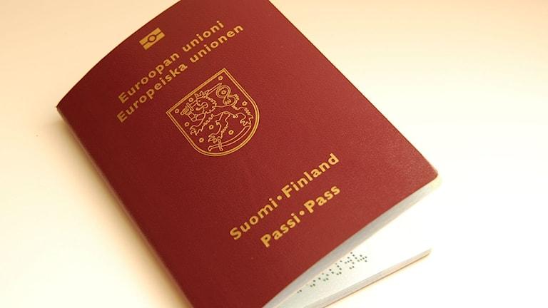 Suomen passi. Foto: Marjaana Kytö, Sisuradio.