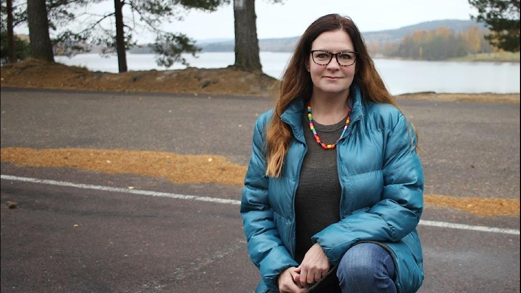 Bloggaaja Kati Kemppainen ulkoilee.