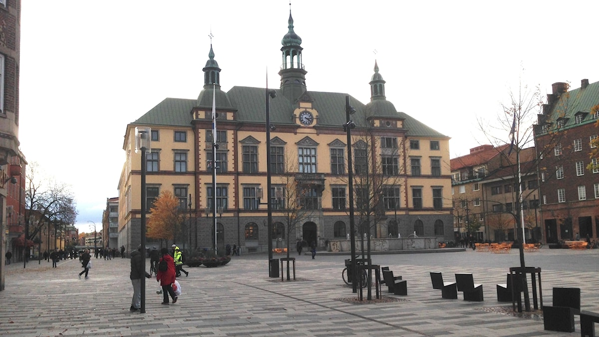 Eskilstunan kaupungintalo