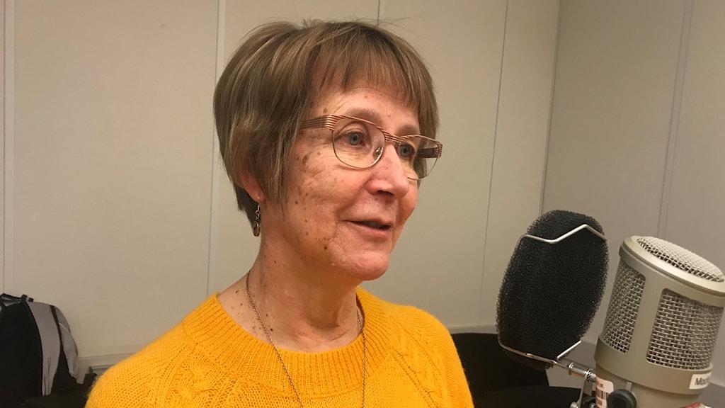 Lastentautien erikoislääkäri Marja Jurvanen
