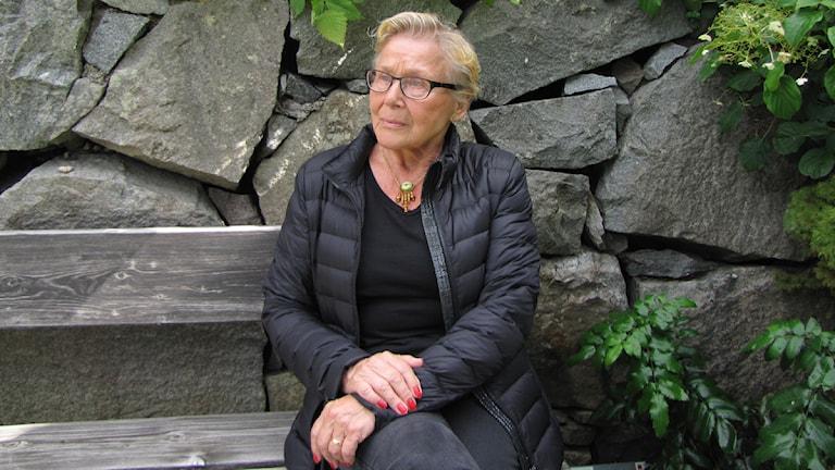 Sinikka Ortmark Stymne Foto: Liisa Paavilainen SverigesRadio/Sisuradio