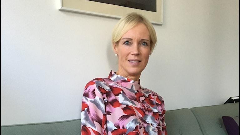Hallitusneuvos Saila Quicklund
