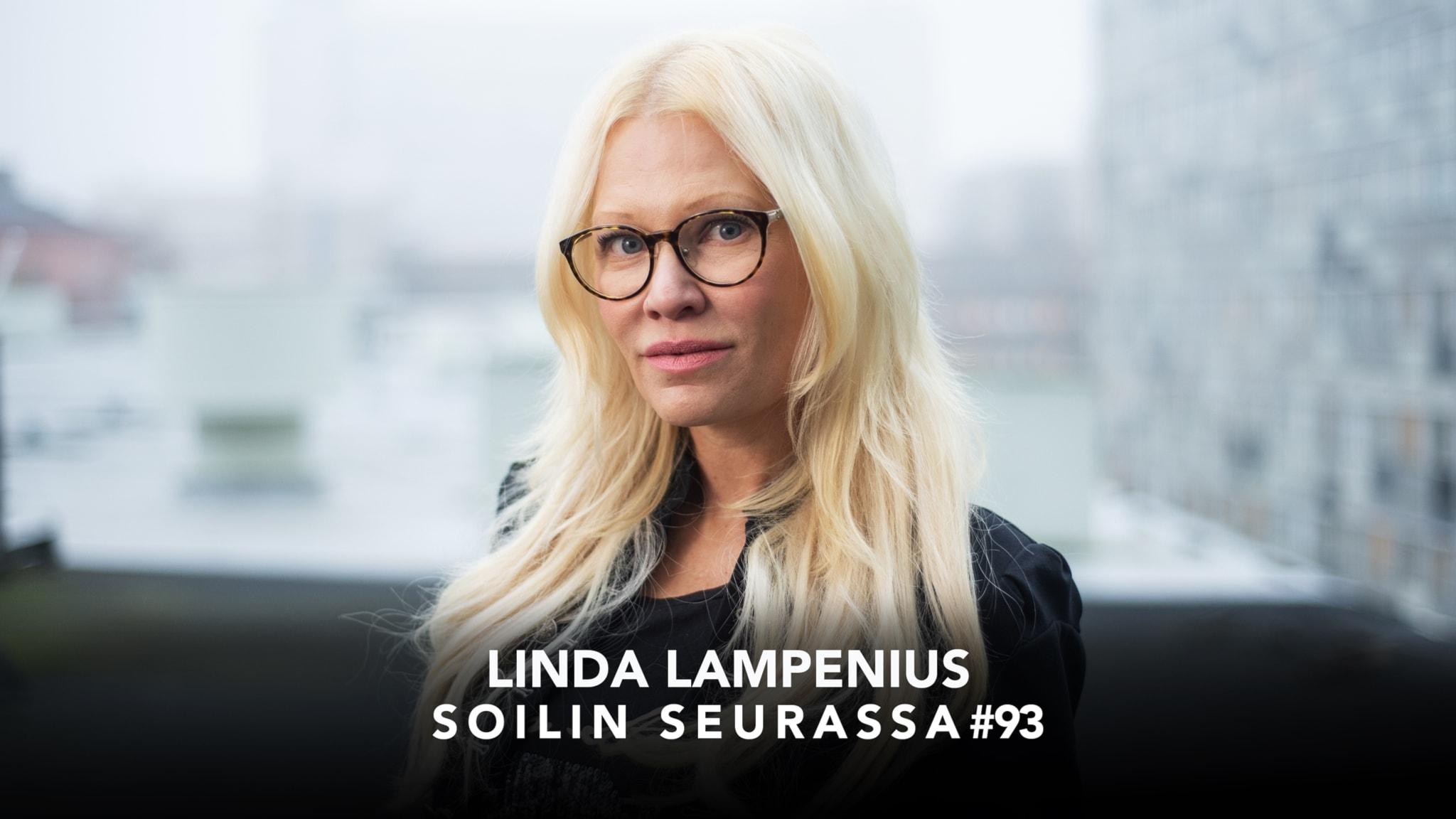 Viulisti Linda Lampenius - 40 vuotta kiertue-elämää