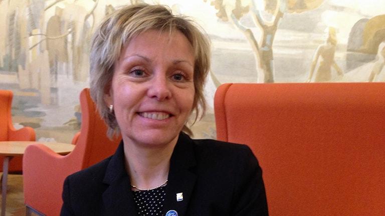 Nina Puiseva Tuncer (S) Eskilstuna