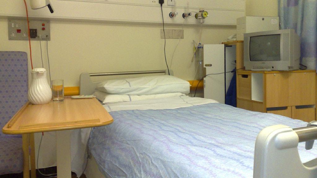 Sairaalahuone