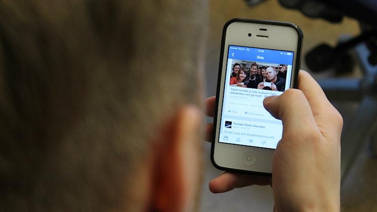 Facebook, Smartphone, iPhone, Surfa, Älypuhelin